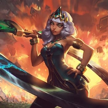 "Qiyana, Empress of the Elements, is Live in ""League of Legends"" Today"