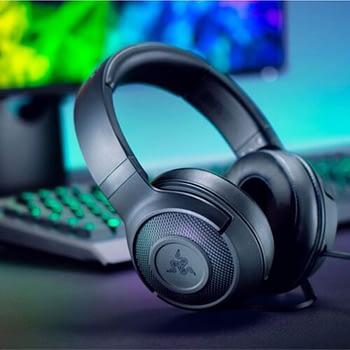 Razer Announces the Kraken X Ultra-Light Gaming Headset