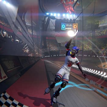 """We Tried Out Ubisoft's Latest Game """"Roller Champions"""" During E3"""