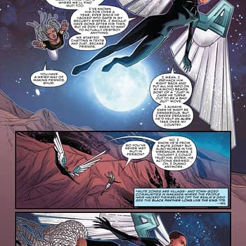 There's No Collusion in Shuri #5 (Preview)