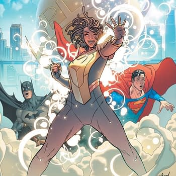 Naomi Makes Metropolis Debut in Action Comics #1015