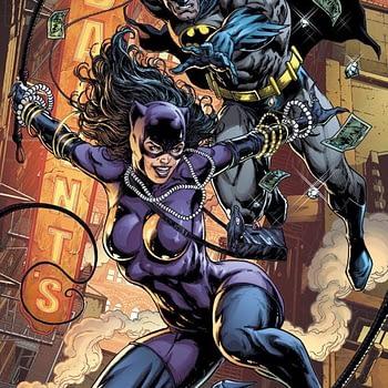 Jason Fabok Thinks Batman Deserves Someone Better Than Catwoman