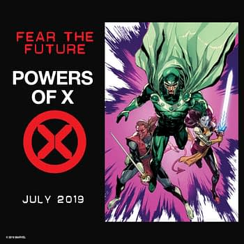 Magneto Goes Green in New Marvel Teaser for Powers of X