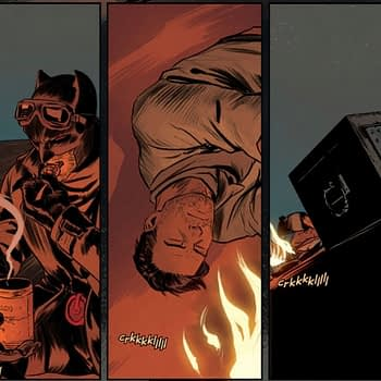 A Little Father/Son Camping Trip in Batman #73 (Preview)