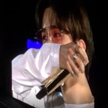When London Wembley Made BTS Cry by Singing 'Young Forever'