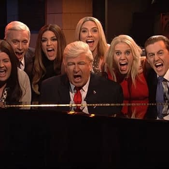 """Saturday Night Live"": Alec Baldwin ""So Done With"" Playing Donald Trump; We Vote Leslie Jones! [VIDEO]"
