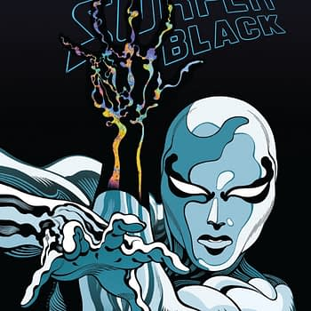 Silver Surfer Black #1 Preview