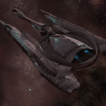 """Star Trek Online: Rise of Discovery"" Launches on Consoles Today"