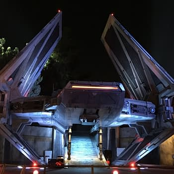 "Star Wars: Galaxy's Edge Retained Idea from Former ""Episode IX"" Director"