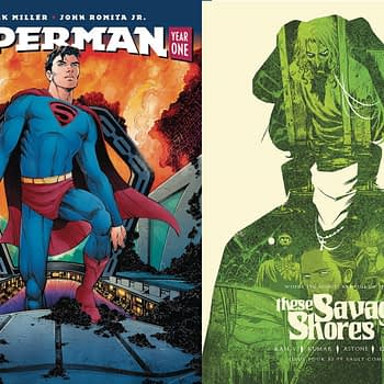 Superman: Year One #1 and Savage Shores # Get Second Printings