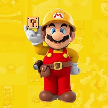 """Someone Finally Beat The Super Mario Maker """"Lucky Draw"""" Level"""