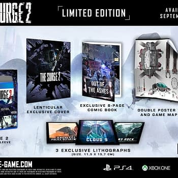 Deck 13 Reveals The Release Date For The Surge 2