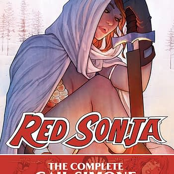Gail Simone's Red Sonja Collected in Hardcover Omnibus