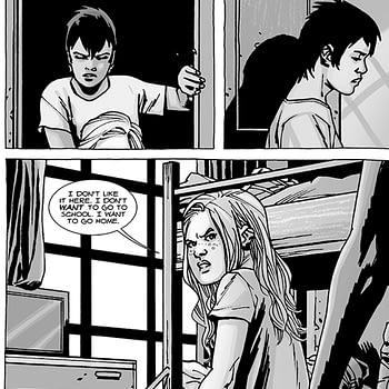 Walking Dead Comics Banned in Idaho Junior/Senior High School