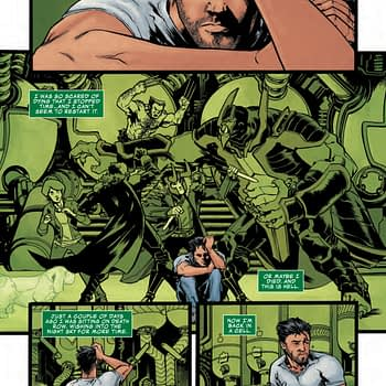 Never Take Advice from Wolverine - Infinity Watch #5 Preview