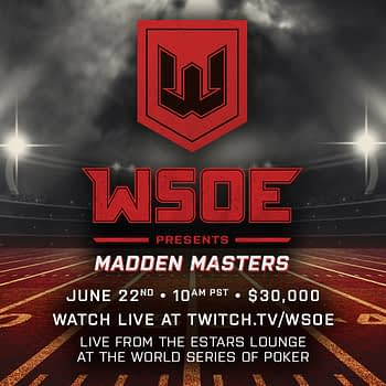 WSOE Will Hold The Madden Masters In Las Vegas This Weekend