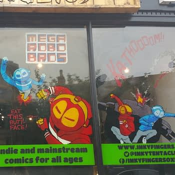 Oxford's Only Comic Shop, Inky Fingers, to Close