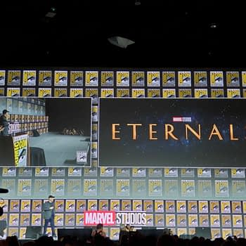 Eternals Official for November 2020 from Marvel Studios