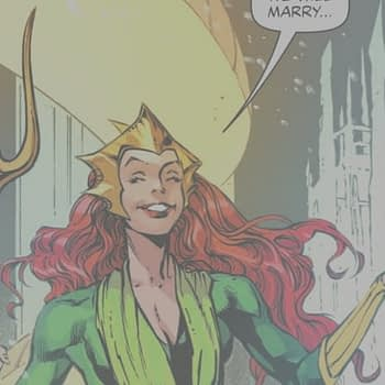 Mera to Marry in Aquaman #50 - But Is It Who We Think?