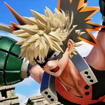 """Jump Force"" Receives A New DLC Character Trailer For Bakugo"
