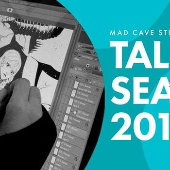 Mad Cave Studios Talent