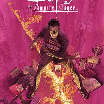 """Buffy The Vampire Slayer"" # 6, BOOM! Studios"