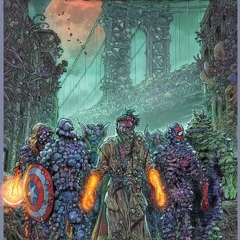 FULL Marvel Comics October 2019 Solicitations