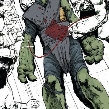 IDW Pulls Teenage Mutant Ninja Turtles #95 From SDCC to Avoid Stampedes as eBay Sales go Mental