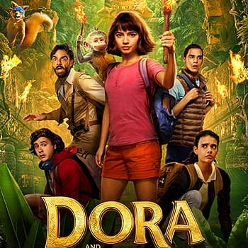 "New Trailer and Poster for ""Dora and the Lost City of Gold"""
