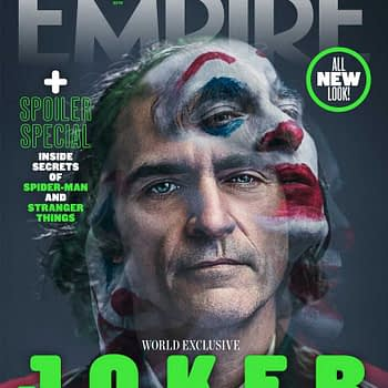 "New Look at ""Joker"" on Empire's New Cover"
