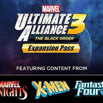 "Loki will be Joining the Roster of ""Marvel Uktimate Alliance 3"" - SDCC 2019"