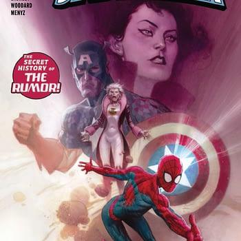 The Secret Origin of The Rumor in Friendly Neighborhood Spider-Man #9