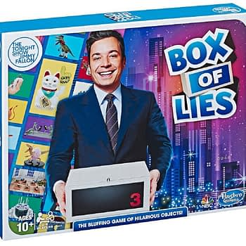 Hasbro Set to Publish Board Games Based off Jimmy Fallon Bits