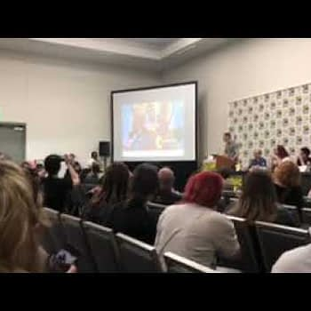 Watch WWE Champion Kofi Kingston Apologise to Kieron Gillen at Boom! Studios Panel