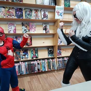 Diamond Retailer Best Practices Awards: Summer 2019 - Best Free Comic Book Day Event