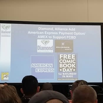 Now Comic Shops Can Pay By American Express - That Will Do Nicely