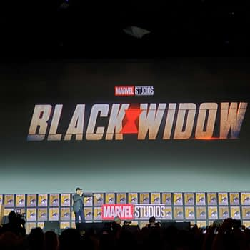"[#SDCC] Marvel Studios Shows Off ""Black Widow"" Footage"