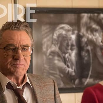 "Robert De Niro Loved the Script for ""Joker"" Plus a New Image"