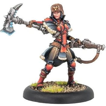 """Warmachine"" New Releases Include New Kovnik"
