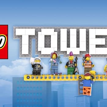 "LEGO Games Releases ""LEGO Tower"" Today For iOS and Android"