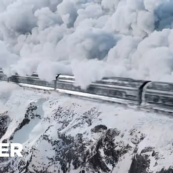 "[#SDCC] The First Trailer for the ""Snowpiercer"" TV Show is Here"