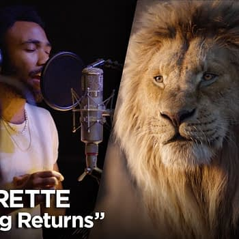 New Behind-the-Scenes Featurette for The Lion King