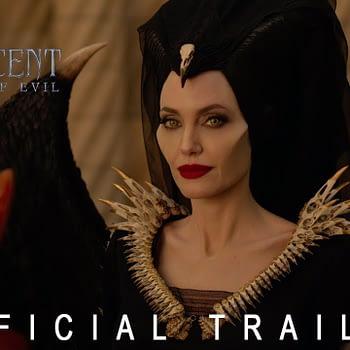 "New Trailer for ""Maleficent: Mistress of Evil"" Teases Plenty of Crazy Magic"