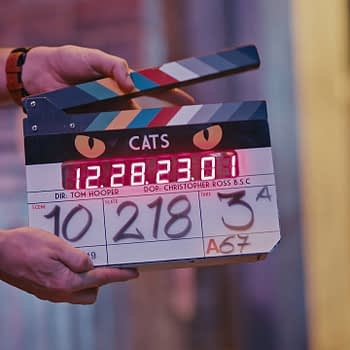 """Cats"" Behind-the-Scenes Featurette, Trailer Friday"