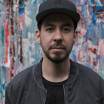 "Mike Shinoda Previews ""World's on Fire"" at Anime Expo"