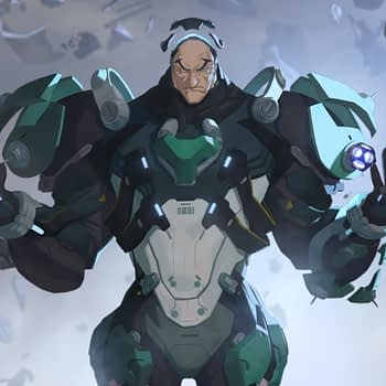 "Blizzard Officially Reveals Sigma As Next Character For ""Overwatch"""