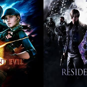 "'Resident Evil 5"" and ""Resident Evil 6"" Receive Switch Release Dates"
