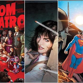 DC Comics Makes Batman/Superman #1, Lois Lane #2 and Doom Patrol #2 Returnable... Mostly