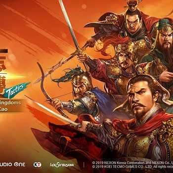 """""""Romance Of The Three Kingdoms: The Legend of CaoCao"""" Is Coming To PC"""
