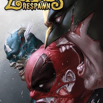 Marvel Zombies Respawn in October